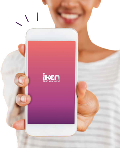 download the iken app