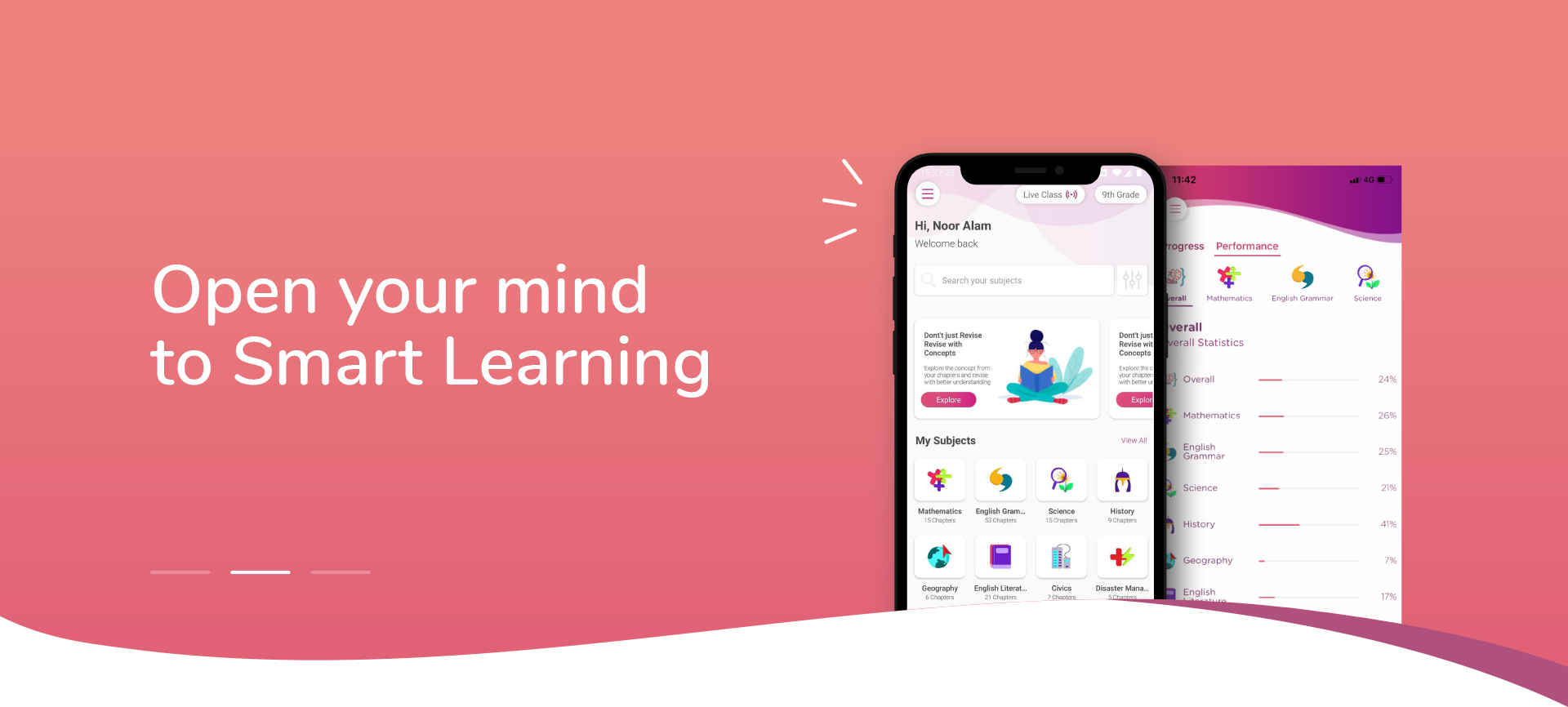 open your mind to smart learning